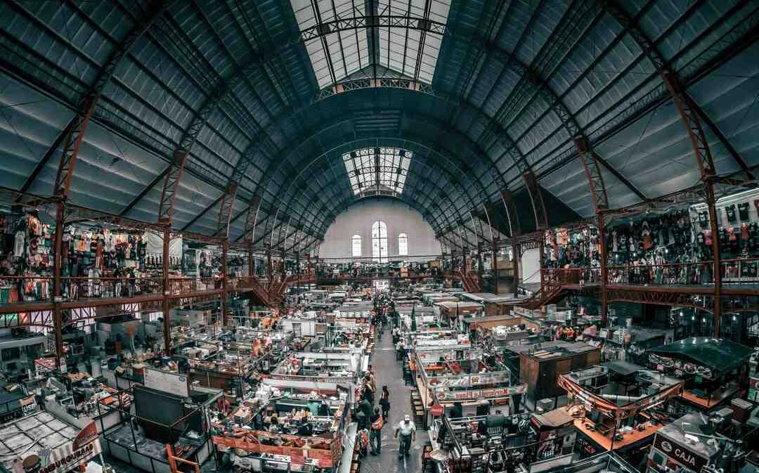 Explain how productivity relates to market growth